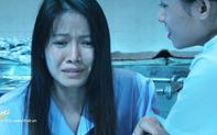 """""""Mẹ ghẻ"""": Vì cứu con ghẻ, Diệu (Văn Phượng) khóc nghẹn khi con ruột bị cuốn trôi mất xác"""