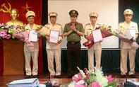 Phó Giám đốc Công an tỉnh Ninh Bình đảm nhiệm chức vụ mới
