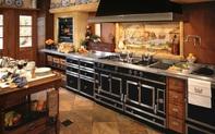 """""""Choáng"""" với giá cả các đồ dùng nhà bếp của giới siêu giàu, món thứ 7 có thể mua cả căn chung cư"""