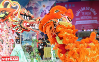 Hậu Giang đăng cai Giải vô địch Lân Sư Rồng toàn quốc năm 2021