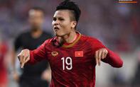 Vẽ cầu vồng tuyết vào lưới Atyn Asyr, Quang Hải lọt top bàn thắng đẹp AFC