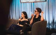 """Hoà Minzy và Erik """"tíu tít"""" trong buổi tổng duyệt, hé lộ loạt bản song ca chưa-từng-có của hai chị em """"Hoa dâm bụt"""""""