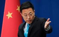 """Cuộc tranh cãi nảy lửa về Hồng Kông: TQ cảnh báo """"rắn"""", yêu cầu Mỹ, Anh ngưng hành động """"vô nghĩa"""""""