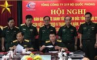 Bàn giao chức danh Tổng giám đốc Tổng công ty 319 Bộ Quốc phòng