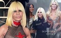 """""""Nữ vương thương hiệu Versace"""" Donatella Versace: """"Búp bê sống"""" của anh trai thời thơ ấu, nghiện ngập rồi tới nhan sắc biến dạng do nghiện thẩm mỹ"""