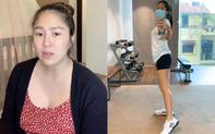 Sau sinh mập đến mức phải mặc đồ của mẹ, Lê Phương giảm cân ngoạn mục khiến ai cũng ngạc nhiên, bí quyết nằm gọn trong 6 từ