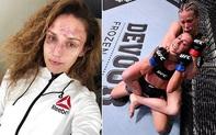 Xót xa trước gương mặt chằng chịt vết thương của nữ võ sĩ xinh đẹp sau khi phải nhận 200 cú đấm từ phía đối thủ