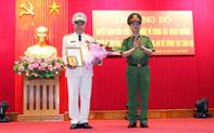 Đại tá Đặng Hồng Đức, Phó Tư lệnh Bộ Tư lệnh Cảnh vệ giữ chức Giám đốc Công an tỉnh Yên Bái
