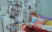 Mâu thuẫn gia đình, người phụ nữ phải lọc máu cấp cứu vì uống 50 viên Paracetamol