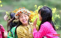 Ngắm nét đẹp hồn nhiên của trẻ em vùng cao