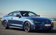 Ra mắt BMW 4-Series 2021: Tản nhiệt to chưa từng thấy, thiết kế đẹp ngang concept