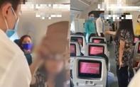 Xác minh tình trạng tâm thần của nữ hành khách liên tục gào thét trên máy bay Vietnam Airlines