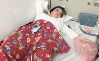 Bỗng dưng sốt cao sau 7 ngày sinh con, mẹ Hà Nội bị chẩn đoán sót nhau thai, chậm 1-2 ngày là nguy hiểm tính mạng