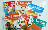 Ra mắt bộ sách giáo dục kỹ năng dành cho bé tuổi nhi đồng