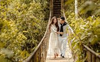 Lý Hải - Minh Hà kỷ niệm 10 năm ngày cưới bằng bộ ảnh lãng mạn