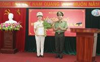 Nữ Thiếu tướng được bổ nhiệm làm Cục trưởng Bộ Công an