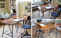 Gợi ý vài mẫu bàn đơn giản dành cho ai thích đồ handmade muốn tự thực hành tại nhà, đảm bảo không quá khó