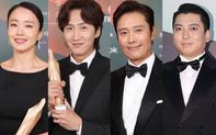 """Baeksang 2020 hạng mục điện ảnh: """"Hươu cao cổ"""" Lee Kwang Soo tạo sóng với giải hot, """"trùm"""" Parasite giật cúp Daesang"""