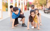 Nghiên cứu khoa học: Chạy bộ giúp trẻ phát triển toàn diện - Tăng mật độ xương, cải thiện khả năng học tập và hình thành lối sống tích cực