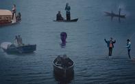 Bạn có biết: Cả V-Biz rủ nhau ra hồ làm MV?