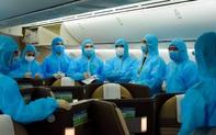 Bamboo Airways tiếp tục bay khứ hồi Việt Nam – Ý đưa công dân EU hồi hương ngày 12/6