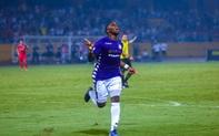 Chùm ảnh: Màn ra mắt ấn tượng của Rimario trong màu áo Hà Nội FC sau quãng thời gian dài chấn thương