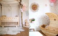 Xu hướng trang trí phòng 2020 vô cùng ngọt ngào và đáng yêu dành cho bé