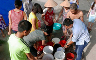 Hà Nội: Chật vật vì chung cư cao cấp liên tục mất nước, cư dân thất vọng muốn bán nhà