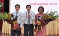 Ông Phạm Tuấn Long được bầu giữ chức Chủ tịch UBND quận Hoàn Kiếm