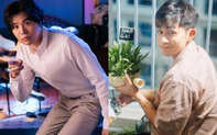 Trịnh Thăng Bình làm thầy giáo khó tính, Jun Phạm khoe góc nhà xanh mát đẹp mê mẩn