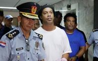 Huyền thoại Ronaldinho vẫn chưa được tự do sau phán quyết mới nhất của tòa