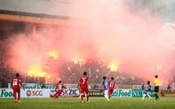 Công an TP Hà Nội tăng cường lực lượng chuẩn bị cho trận đấu Hà Nội FC - Hải Phòng
