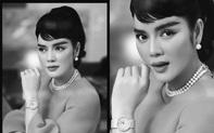 Lý Nhã Kỳ gây thương nhớ với phong cách cổ điển theo đuổi hình tượng Audrey Hepburn