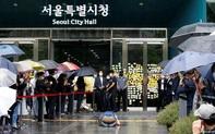 """Thị trưởng Seoul tự sát hé lộ rạn nứt """"thế hệ"""" trong đảng Tổng thống của Moon Jae-in"""