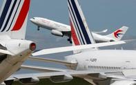 """Pháp – Trung """"đáp trả"""" nhau về các chuyến bay chở khách"""