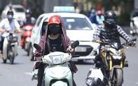 Chỉ số tia UV tại Hà Nội và Đà Nẵng từ 8-10 - mức gây hại rất cao, người dân ra đường đừng quên làm những việc này