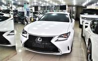 Xe chơi hàng độc Lexus RC 350 F-Sport bán lại giá 2,8 tỷ đồng, tình trạng sử dụng gây ngạc nhiên