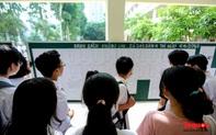 [Ảnh] Gần 89.000 thí sinh Hà Nội làm thủ tục dự thi vào lớp 10 năm 2020