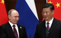 """Gắn kết Nga - Trung thúc đẩy quyền lực: """"Đồn đoán"""" vị thế Mỹ trong cuộc chạy đua cuối cùng?"""