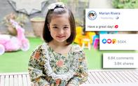 """Con gái """"mỹ nhân đẹp nhất Philippines"""" khiến nửa triệu người phát sốt chỉ với 1 bức ảnh, bảo sao cát-xê cao hơn cả mẹ"""