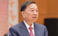 Bộ trưởng Tô Lâm: Sau COVID-19, tội phạm lừa đảo, chiếm đoạt tài sản tăng đột biến