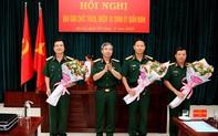 Điều động, bổ nhiệm nhân sự ngành Quân đội