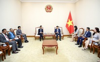 Bộ trưởng Nguyễn Ngọc Thiện tiếp Đại sứ Đặc mệnh toàn quyền Ấn Độ tại Việt Nam