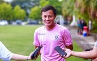 """Tiền vệ Thành Lương:"""" Quang Hải có thể thay thế được"""""""