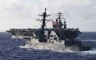 Kênh Bashi sát sườn Đài Loan: Nguy cơ điểm nóng quân sự Mỹ - Trung?