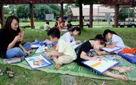 """""""Mùa hè trong em"""" tại Làng Văn hóa - Du lịch các dân tộc Việt Nam"""