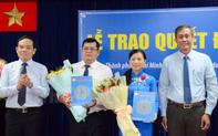 Trao quyết định nhân sự TPHCM