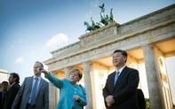 """Tại sao Thủ tướng Đức chấp nhận hứng bão chỉ trích chỉ vì không muốn làm Trung Quốc """"mếch lòng""""?"""