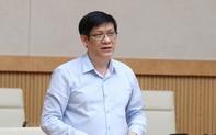 Quyền Bộ trưởng Nguyễn Thanh Long được chỉ định làm Bí thư Ban cán sự đảng Bộ Y tế