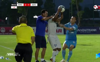 """Vụ HLV Việt bóp cổ cầu thủ: """"Cú đá ấy là hành vi phi thể thao, sẽ bị xử lý nội bộ"""""""